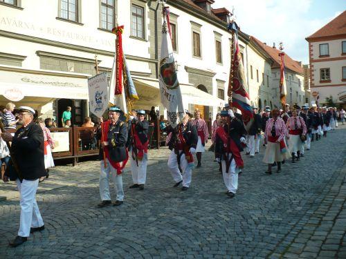 Příchod pražských vltavanů